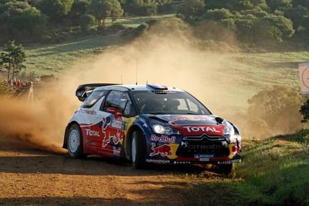 Rally de Cerdeña 2012: los Citroën sacan ventaja. Jari-Matti Latvala se descuelga