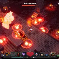 Minecraft: Dungeons: cómo derrotar al Gólem de Redstone