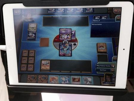 Pokémon llegará a iPad, pero será con un juego de cartas coleccionables