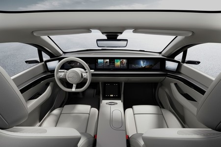 interior Sony Vision S