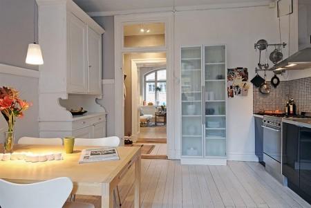 Foto de Casas que inspiran: aprovechar el espacio gracias a tabiques (1/12)