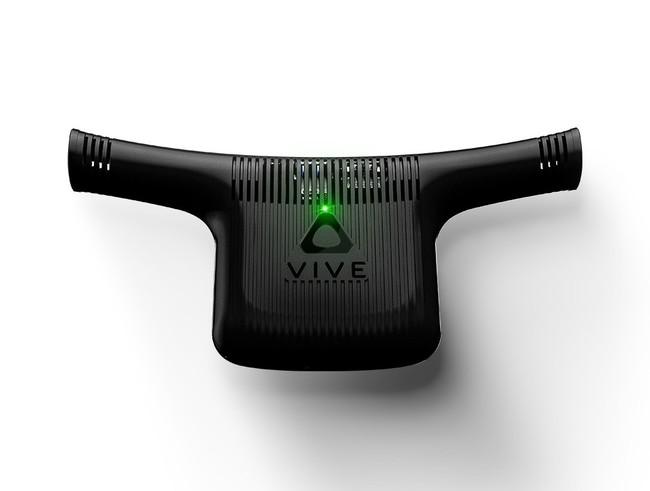 Por fin podremos usar las HTC Vive de forma inalámbrica... pero tendremos que desembolsar 300 dólares más