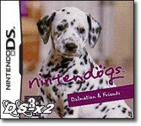 Nintendogs Dalmation, posible carátula
