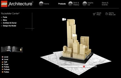 LEGO Architecture participa en los talleres de  arquitectura y construcción en el salón del ocio infantil DABADUM