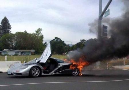 Dolorpasion™, un McLaren F1 a la barbacoa