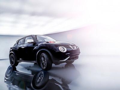 Nissan Juke Black Pearl Edition: Un traje a la medida para el pionero de los crossover
