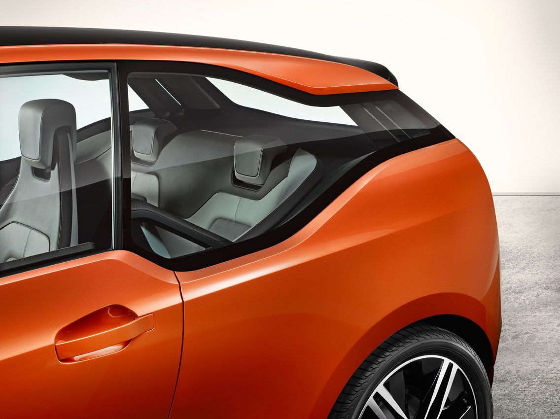 Foto de BMW i3 Concept Coupé (6/25)