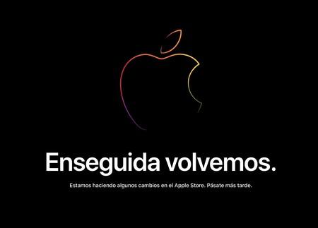 La Apple Store se prepara para las novedades del evento de hoy: cierra a horas de la keynote