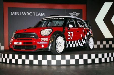 David Richards habla de la posibilidad de tener diez Mini Countryman WRC en 2012