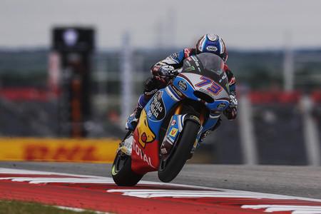 Alex Marquez Moto2 Austin 2017