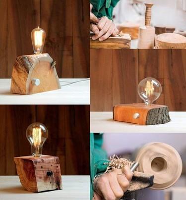 BRZ Wood Design, ¡Más madera, es la guerra!(de la iluminación)