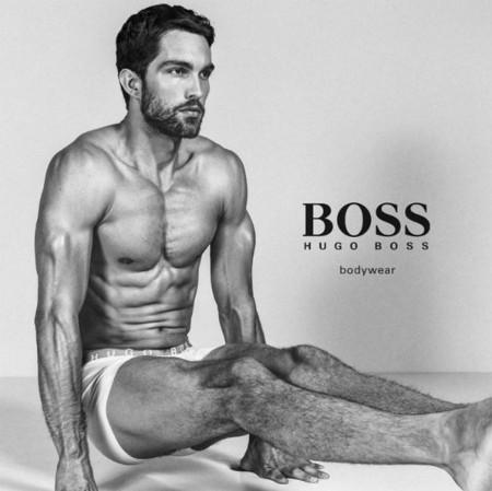 Boss Hugo Boss Body Underwear Campaign 2015 Tobias Sorensen