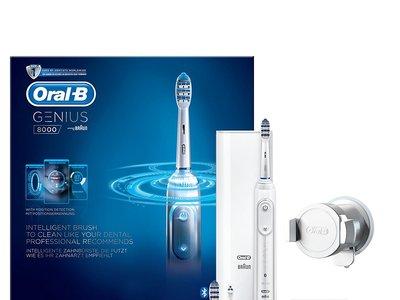 El cepillo de dientes eléctrico ORAL-B Genius 8000 TriZone está rebajado a 100,82 euros en Amazon