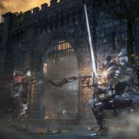 Dark Souls III deja de lado el combate contra criaturas infernales y se pasa a los deportes, con fútbol y carreras, gracias a este mod