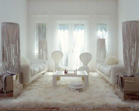 Otro salón de Lenny Kravitz.