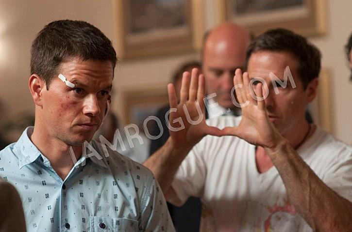 Foto de 'The Fighter' con Christian Bale y Mark Wahlberg, primeras imágenes de la película (6/9)
