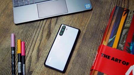 Huawei P40 Dual Boot Harmonyos Android