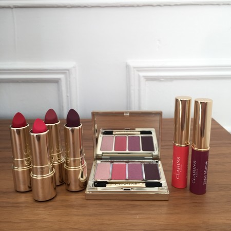 Esta primavera nos apuntamos a los tonos rosas de la nueva colección de Clarins
