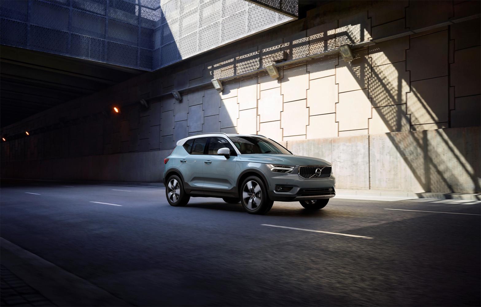 Foto de Volvo XC40, toma de contacto (49/114)