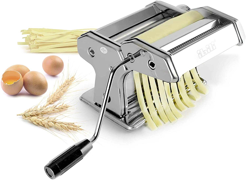 Ibili 773100 - Maquina Para Pasta Fresca Italia
