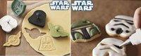 Set de cortadores de galletas de Star Wars