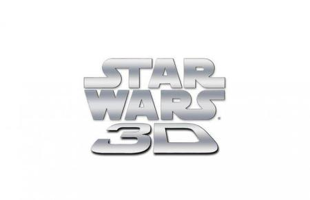 Logo 3D de Star Wars