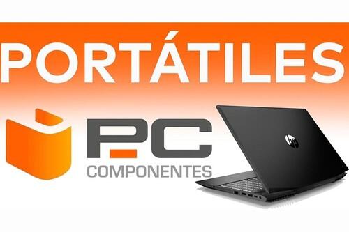 Se acabaron los PC Days pero aún tienes ofertas en portátiles en PcComponentes: ahorra con estos 7 modelos de ASUS, HP, Lenovo o MSI