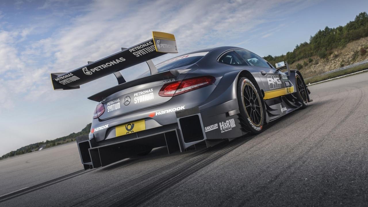 Foto de Mercedes-AMG C63 DTM (2/3)