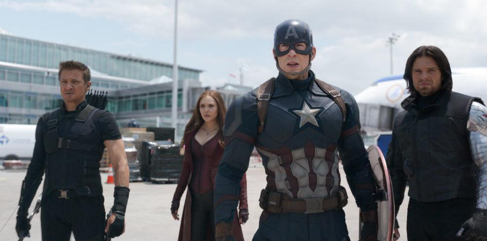 Capitan America 3