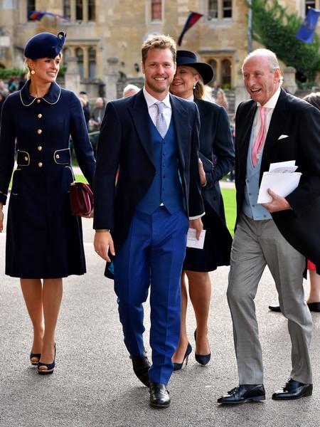 Sam Branson Princess Eugenie Of York Marries Mr Jack Brooksbank