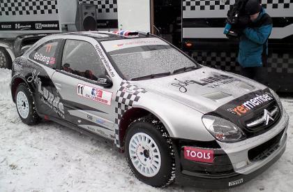 Presentado el Citroën Xsara de Petter Solberg