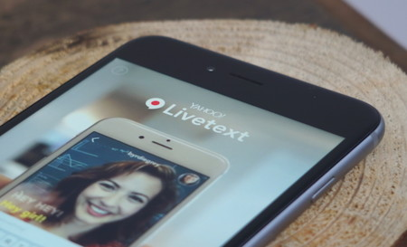 Livetext, así es como Yahoo quiere volver al mercado de la mensajería instantánea