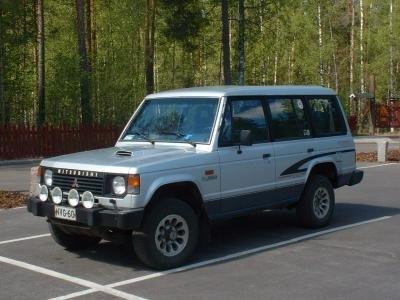 Mitsubishi Pajero/Montero a lo largo de los años