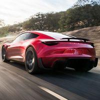 Así acelera un Tesla Roadster equipado con propulsores de SpaceX, según la física de esta recreación por CGI