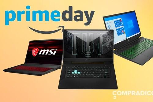 Amazon Prime Day 2021: Mejores ofertas del día en portátiles gaming
