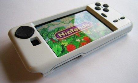 Funda con botones y control para juegos