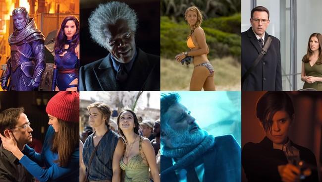 Las 13 peores películas de 2016
