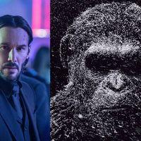 John Wick y los simios rebeldes de César vuelven en estos primeros teasers