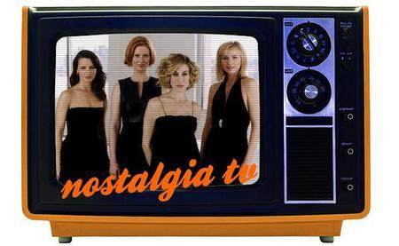 'Sexo en Nueva York', Nostalgia TV