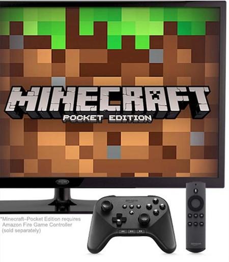 Se anuncia Amazon Fire TV y se muestran sus primeros juegos
