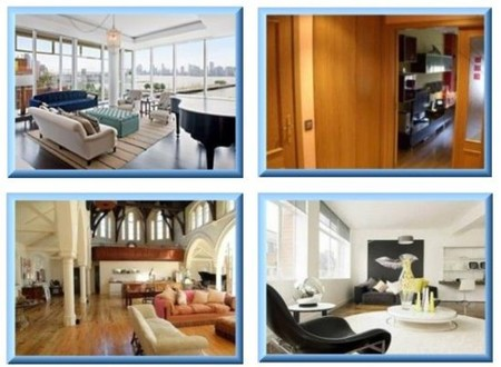 Casas de famosos 2008: ¿cuál te gustó más?