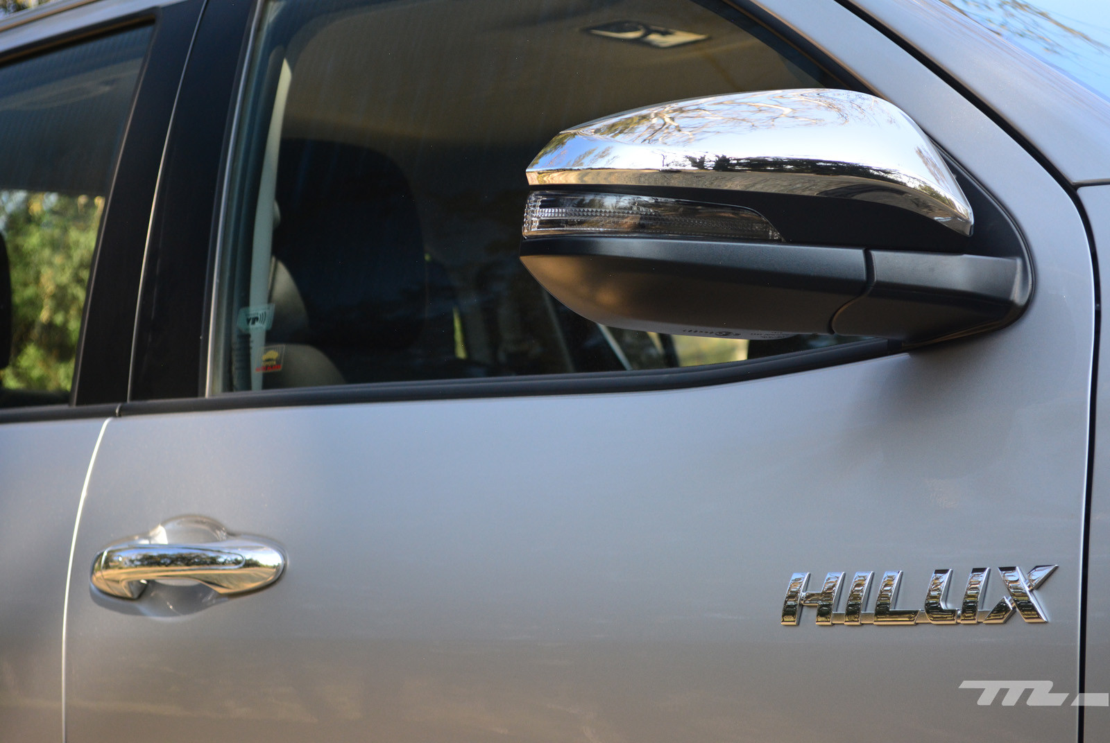Foto de Toyota Hilux Diesel (prueba) (15/18)