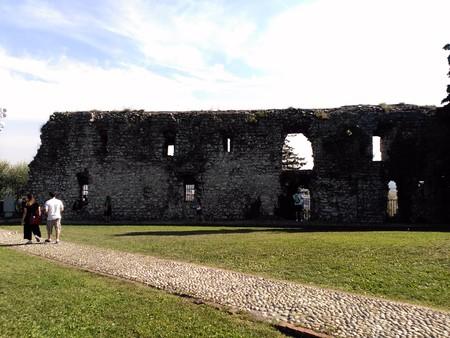 Parte alta del Castillo de Brescia