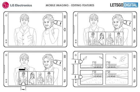 Lg Patente Smartphone 16 Camaras