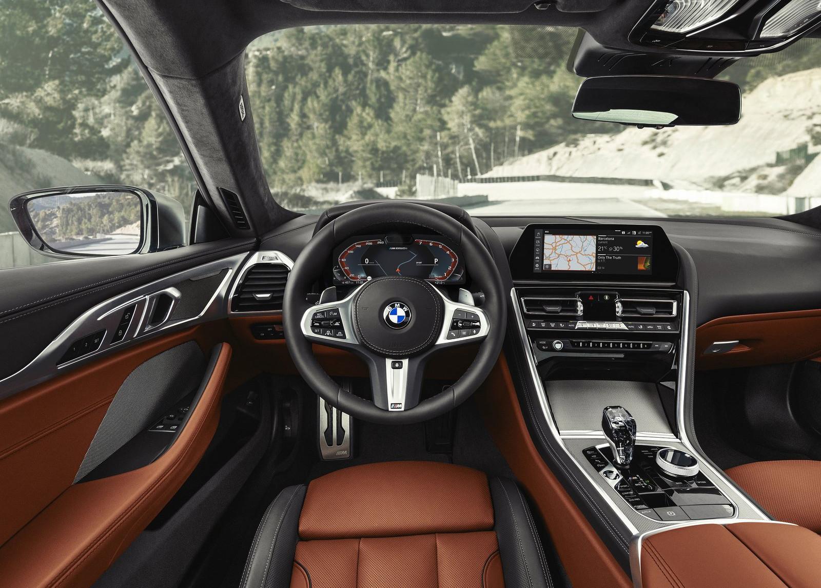 Foto de BMW Serie 8 (36/57)