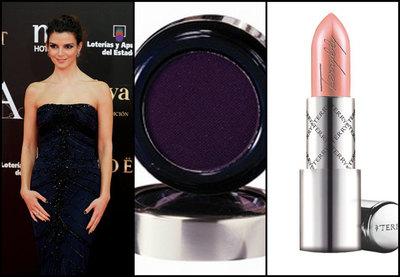 2 looks de maquillaje creados por By Terry en los Premios Goya 2013: Macarena García y Clara Lago