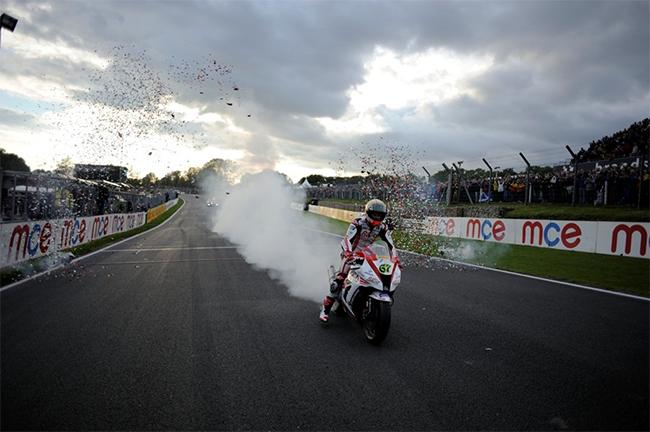 British Superbikes 2012 Highlights