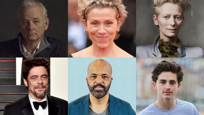La nueva película de Wes Anderson será una historia sobre periodistas con un reparto espectacular