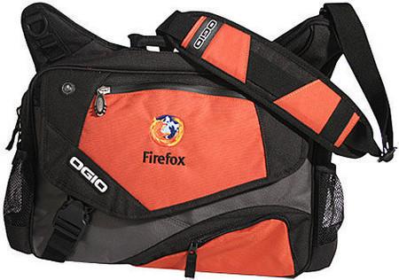 Firefox Ogio bolsa tipo Messenger