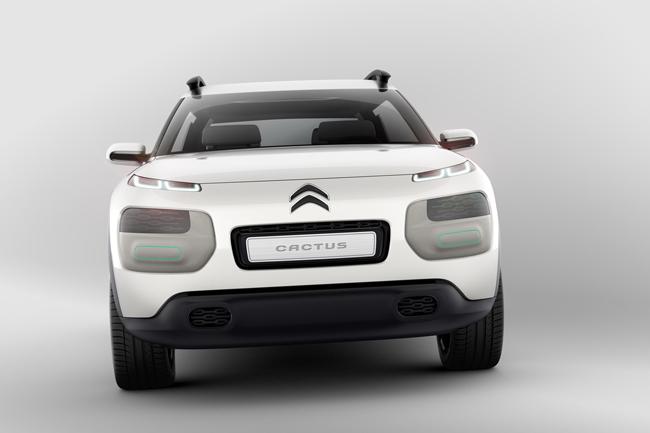 Foto de Citroën Cactus Concept (1/6)